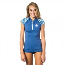 Rip curl Allover Capsleeve Zip UV