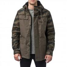 Globe Goodstock Blocked Parka
