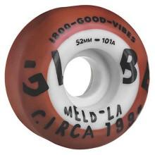 Globe Good Vibes Dual Pour Wheel