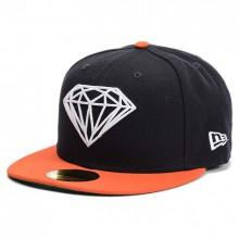 Diamond Brilliant Fitted Hat
