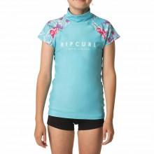 Rip curl Girls Paradise Ca Sleeves UV