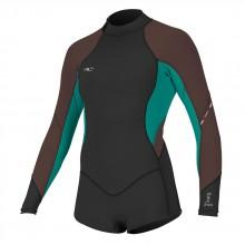 O´neill wetsuits Bahia 2/1 mm Short Spring L/S
