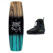 Jobe Conflict Wakeboard 145 And Nitro Set