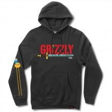 Grizzly Time Hoody