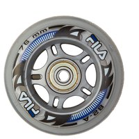 Fila skate Wheels+Abec5+Alu Spacer