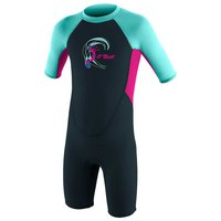 O´neill wetsuits Toodler Reactor II 2mm Spring Girl