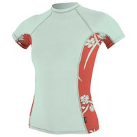 O´neill wetsuits Side Print S/S Rash Guard