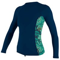 O´neill wetsuits Side Print L/S Rash Guard