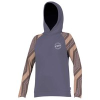 O´neill wetsuits L/S Print Sun Hoodie