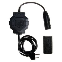 Element airsoft Z 123 ZTAC Wireless Midland Type PTT