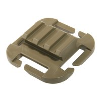 Itw nexus QASM Picatinny Ramp Buckle With Ghillitex Tech 25 mm