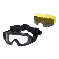 Delta tactics Anti Fog Protection Goggle With 3 Lenses