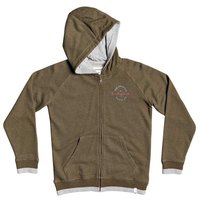 Quiksilver Motorcycle Emptiness Zip Youth