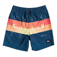 Quiksilver Word Block Volley Junesse 15´´