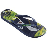Havaianas Top Rick And Morty