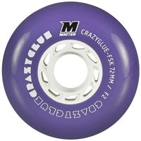 Matter wheels Crazy Glue FSK F2 4 Units